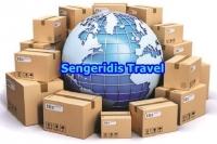 """Отправка посылок из Греции - """"Sengeridis Travel"""" в Афинах"""