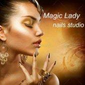 """Маникюрный салон """"Magic Lady"""" в Афинах Мария Лазариду"""