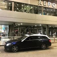 Трансфер - Такси 24 часовое обслуживание в Салониках
