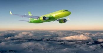 """Чартерные международные рейсы """"S7 Airlines"""" из Москвы в Салоники, Родос, Ираклион"""