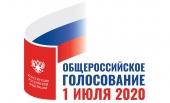 1 июля голосование по вопросу одобрения изменений в Конституцию Российской Федерации