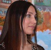 Уроки живописи на Родосе Анжела Пелина
