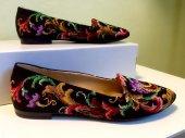 Декорированная обувь ручной работы в Афинах Наталья Туркина