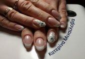 Дизайн ногтей в Афинах Катерина Минайлова