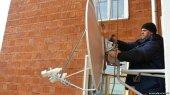 Установка спутникового телевидения в Салониках