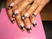 """Дизайн ногтей """"Eleni Nails"""" в Салониках"""