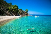 Сдаётся посуточно квартира в Неа-Муданья на греческом полуострове Халкидики