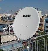 Установка, настройка, ремонт и сервис спутниковых антенн в Афинах
