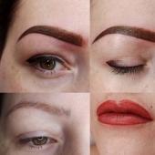 """Перманентный макияж """"Athens Nails"""""""