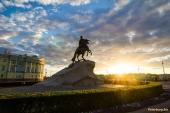 В этот день: 18 августа у Санкт-Петербурга появился Медный Всадник