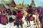 В этот день: 1 октября Иван Грозный фактически создал первую регулярную русскую армию