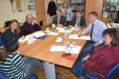 Первые собеседования с кандидатами на стипендиальное обучение в вузах России в Афинах