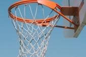 Мини-баскетбол для детей в афинском парке Центра культуры Фонда Ставроса Ниархоса