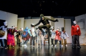 """Театральное представление """"В мышиной стране"""" в Афинах"""