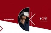 Цифровая выставка «Путь к свету» в афинском концертном зале «Мегарон»