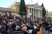 Торжественный концерт в Афинах, посвященный Победе над фашизмом в Великой Отечественной войне