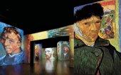 Мультимедийная выставка произведений Ван Гога «Van Gogh Alive - the experience» в Афинах