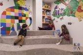 Программа для детей и подростков в Библиотеке «Кэти Ласкаридис» в Афинах