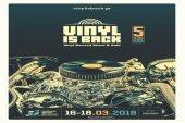 Vinyl is back 2018 в «Автомобильном музее» в Афинах