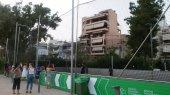 Street Soccer 5x5: Уличный футбол для детей в парке Центра культуры Фонда Ставроса Ниархоса в Афинах