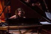 Концерт трио Тани Яннули в афинском Центре культуры Фонда Ставроса Ниархоса: Tania Giannouli Trio