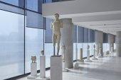 День независимости Греции в музее Акрополя